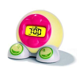 OK to Wake Childrens Alarm Clock and Nightlight New