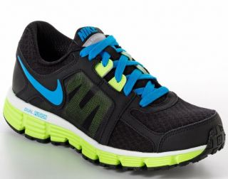 Womens Nike Dual Fusion ST2 Running Shoes All Sizes Blackvolt