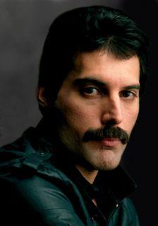 Fredrick Freddie Mercury British Singer Songwriter Musician Death