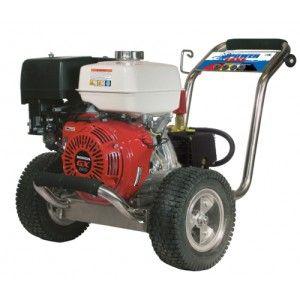 Gas Pressure Washer Honda GX390 13HP 4000PSI 4GPM Triplex Pump
