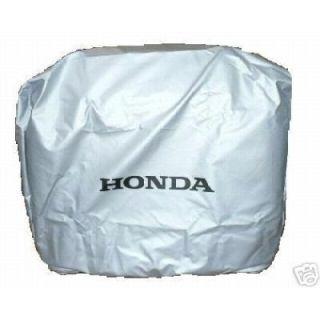 New Honda Generator Cover EU3000i Handi (Silver, Black Honda Logo, RV