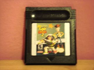 Game Boy Toy Story 2