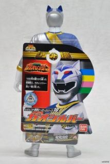 legend sentai hero 10 gaoranger gao silver gokaiger description