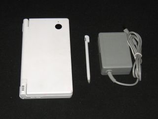 Nintendo DSi Game System White Tested Working 100 NDSi