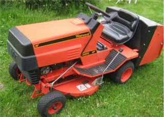 Westwood Ride on Garden Tractor Mower Owners Manual CD