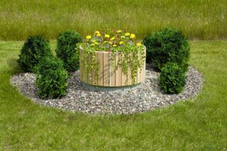 New Septic Lid Vent Well Cover Raised Flower Garden Box Planter Made