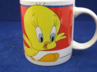 Sylvester The Cat Long Sought Meal Tweety Bird Ceramic Coffee Mug