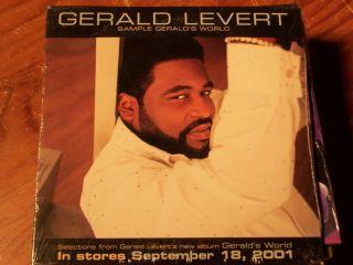 Gerald Levert - Sample Gerald's World