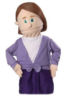 30 Pro Puppets Full Half Body Puppet Sarah