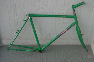 Vintage Gary Fisher Advantage Fully Rigid CRMO Mountain Bike Frame