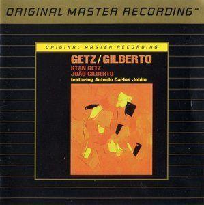 Getz Gilberto Mobile Fidelity Sound Lab MFSL Ultradisc II 24 KT Gold