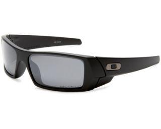Oakley Gascan Polarized Sunglasses Polished Black Grey Polarized New
