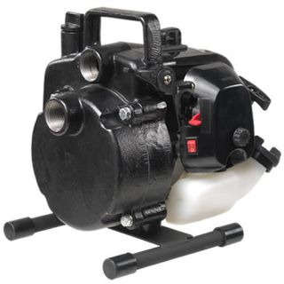 Wayne 1 6 HP Gas Engine Powered Utility Transfer Pump GP155