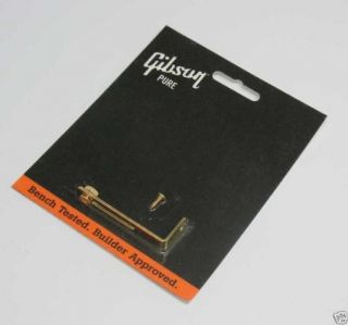 New Gibson Les Paul Pickguard Bracket Gold
