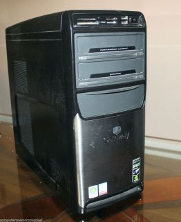 Gateway GT5670 Desktop PC Working But Needs A Hard Drive