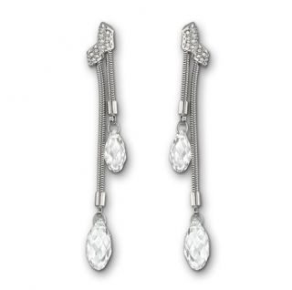 Swarovski Crystal Gillian Clear Crystal Pierced Earrings, Article No