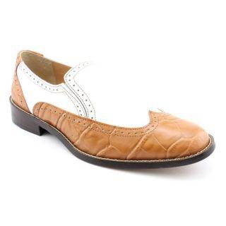 Giorgio Brutini 21049 Mens Size 13 White Leather Loafers Shoes