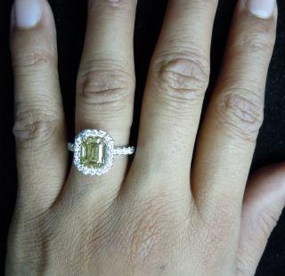 Fancy Brownish Yellow SI1 GIA Beauty R3938 Diamonds by Lauren