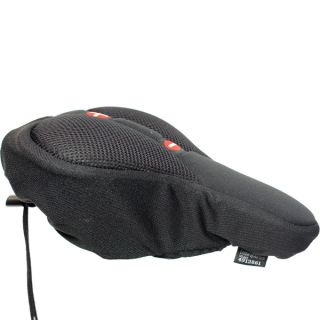 Air Soft Bike Bicycle Saddles Seat Cover Gel Cushion