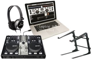 Gemini DJ Cntrl 7 Computer MIDI Controller $60 Black Laptop Stand