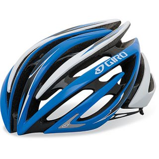 Giro Aeon Road Cycling Helmet Blue Black Large