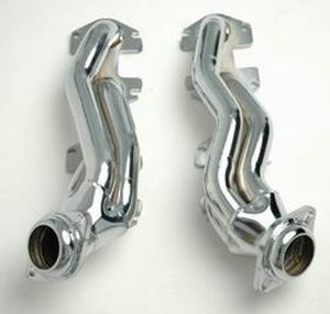 Gibson Exhaust Chrome Headers 04 10 Expedition F150 Mark Lt Pickup