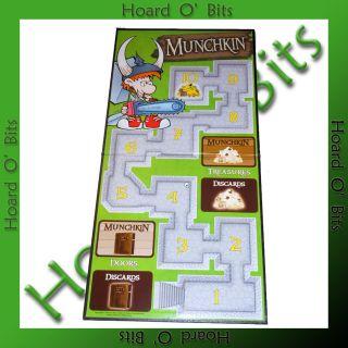 MUNCHKIN BITS   GAME SCORE BOARD   Steve Jackson Games