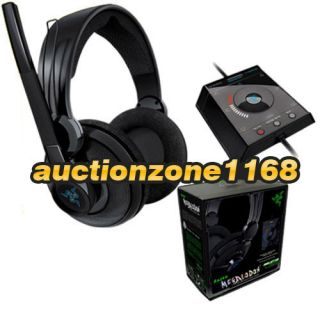 Razer Megalodon 7 1 Sound Gaming Headset Headphone Mic 8886419312253