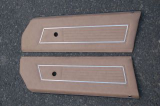 Upper Door Trim Interior Panel Panels Molding Moulding