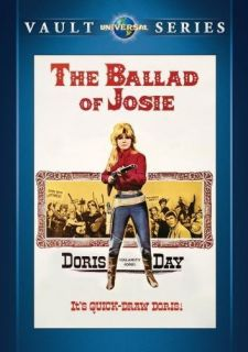 The Ballad of Josie Doris Day Peter Graves George Kennedy 1967