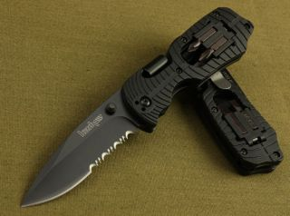 Kershaw Polding Pocket Knife Camping Fishing Garden Tool Gifts