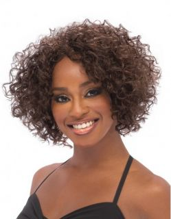 Gladys Quick Weave Half Wig by Outre Wavy Wig