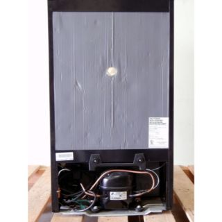 BFPH31M6LM 3.1 Cu. Ft. Compact Mini Fridge Refrigerator Silver Small