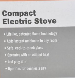 Electralog CS3311 Compact Electric Stove 1500W