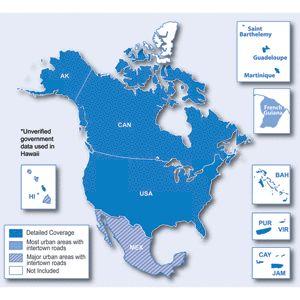 Garmin City Navigator North America NT 2013 Map Card MicroSD SD 010
