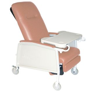 Drive Medical 3 Position Geri Chair Recliner Lift Chair 250LB Cap