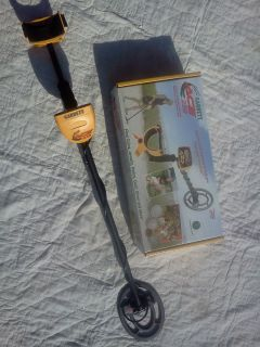 Garrett ACE 250 High Performance Metal Detector with 6 5 x 9