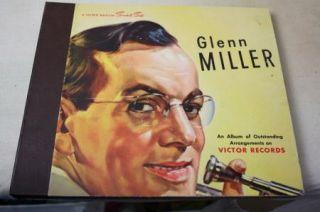 Glenn Miller RCA Victor P 148 78 Album Set 4 1940S
