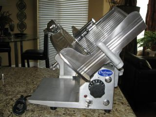 Globe Chefmate Food Equipment Meat Slicer GC512