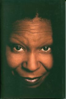 Book by Whoopi Goldberg Facinating Humor Hardcover 068815252X