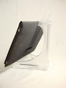 Large Clear Plastic Table Top Display Frame Easle 10