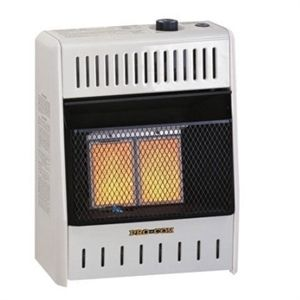Natural Gas Vent Free Space Infrared Heater 800084000015