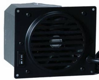 World Thermostatically Controlled Blower for Gas Wall Heaters