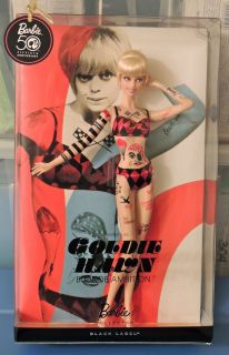 Barbie Doll Goldie Hawn Blonde Ambition Black Label