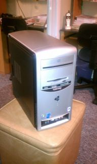 Gateway 5310 Desktop PC 3.06 GHz Intel® Pentium® 4 processor