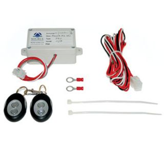 Golf Cart Car 12 Volt Universal Remote Security Alarm System