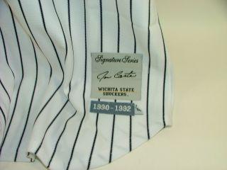 Jason Giambi Long Beach State College Baseball Jersey Size 56 3XL