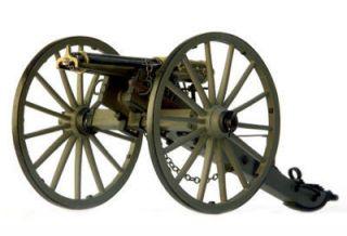 Gatling Gun Civil War Kit Model Shipways Marine New