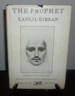 SC 006 The Prophet by Kahlil Gibran
