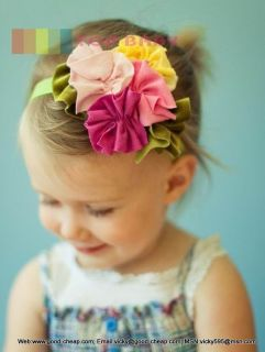 Headband Hair Clothing Accessories Girls Baby Infant Toddler Children